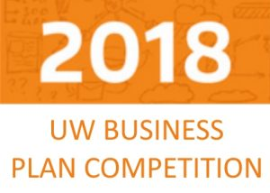 Open Registration for UW Business Plan Competition 2018
